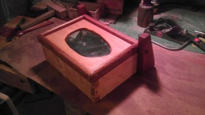 Box 10 Cherry Jade Mahogany Maple with Flying Butresses - A