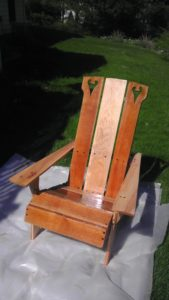 Chair 1 - Center