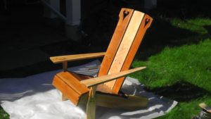 Chair 1 - Left